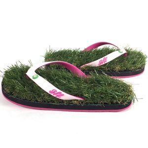 Grass Flip Flops - Fun Summer Sandals!